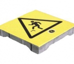110481645 - Dreen alert tegel 30x30x4,5 - Vlutters Tools & Safety